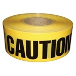 Barricade Tape - CAUTION DO NOT ENTER