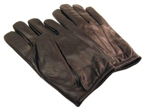 Armorflex Gloves - Leather Duty Gloves with Hipora® Barriers - PFU-9